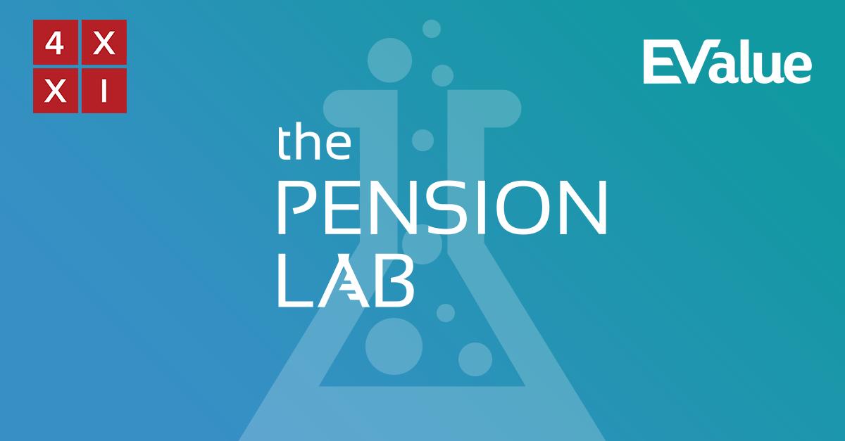 The Pension Lab blog header