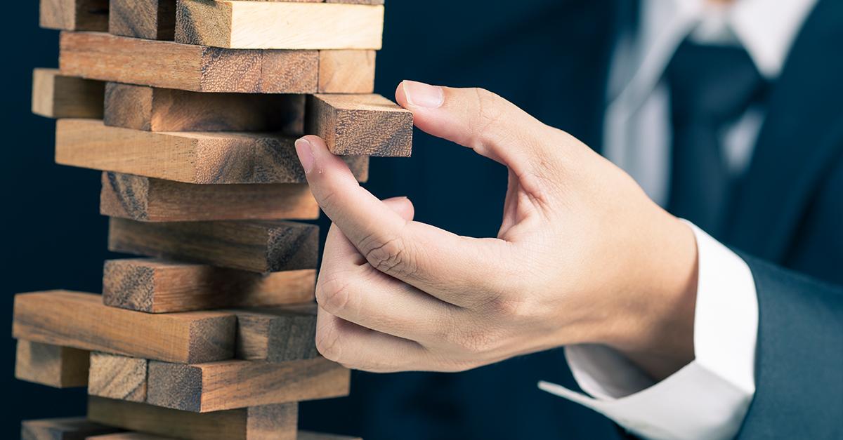 how to explain investment risk Blog header